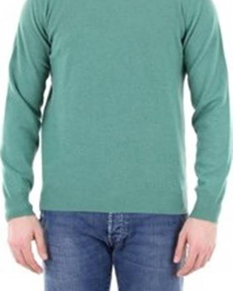 Zelený svetr Della Ciana
