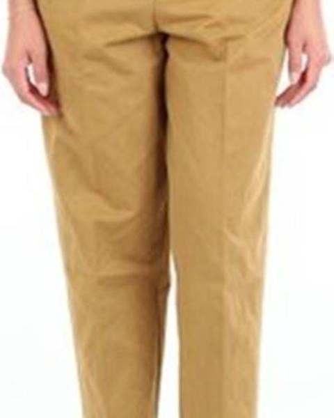 Zelené kalhoty Forte Forte