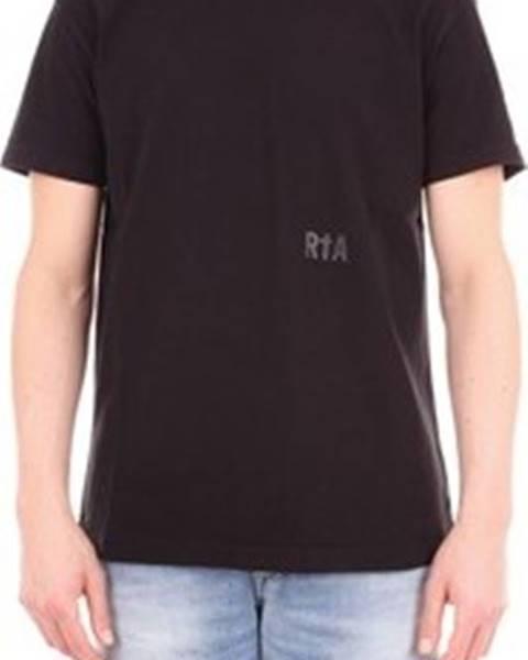 Černé tričko Rta