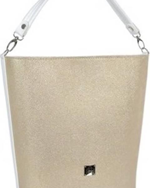 Zlatá kabelka Grosso