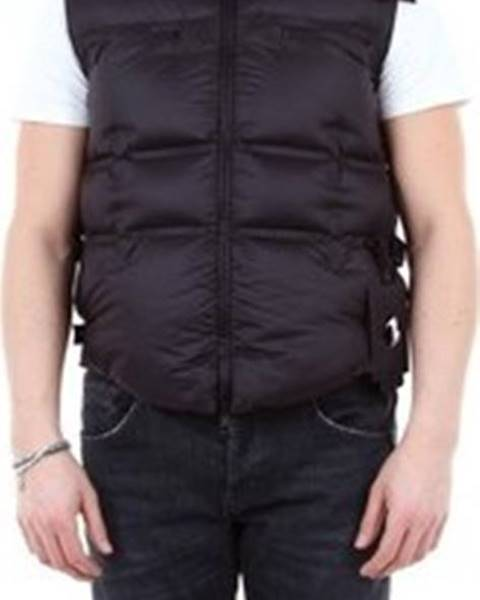 Černá bunda Moncler