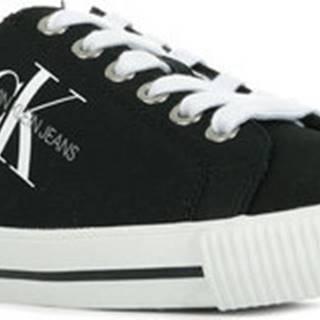 Calvin Klein Jeans Tenisky Diamante Černá