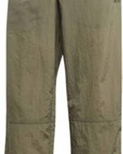 Zelené kalhoty adidas