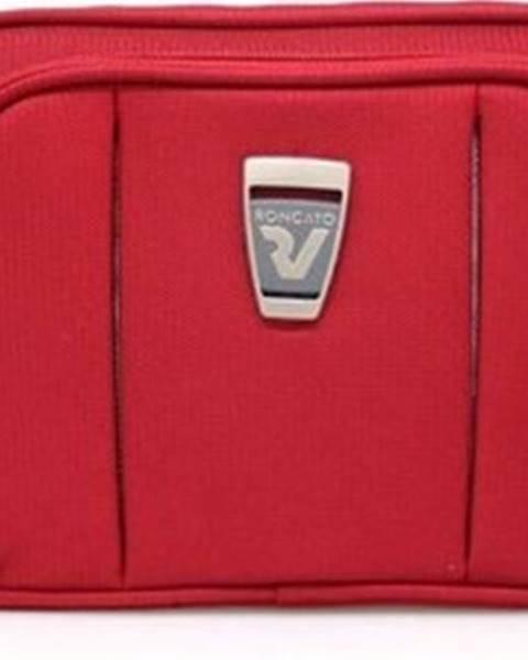 Červená kabelka Roncato