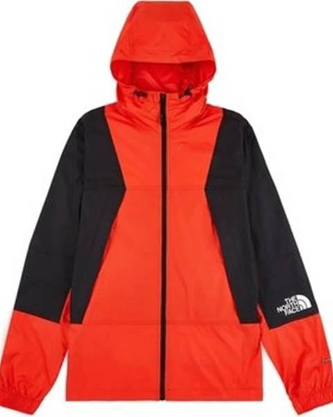 Červená bunda The North Face