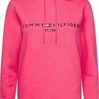 Tommy Hilfiger Mikiny WW0WW26410 Růžová