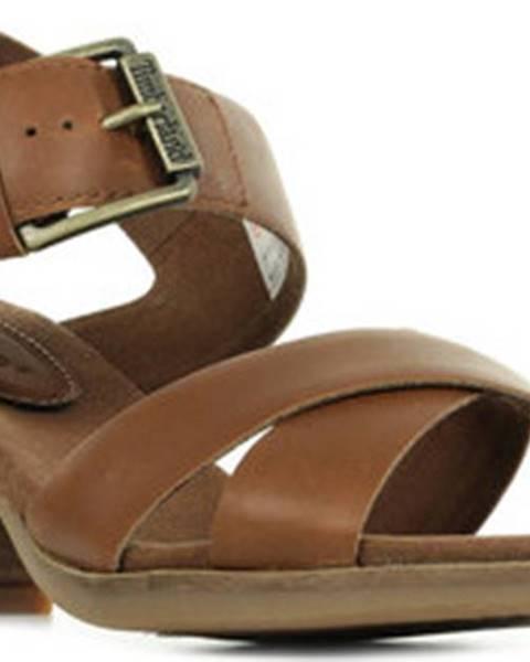 Hnědé sandály Timberland