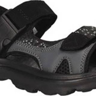 Lotto Sportovní sandály S2138 Černá