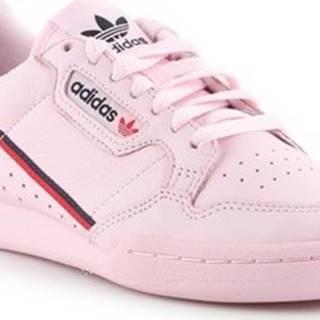 adidas Tenisky Continetal 80 Růžová