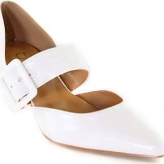 Grace Shoes Lodičky 319R004 Bílá