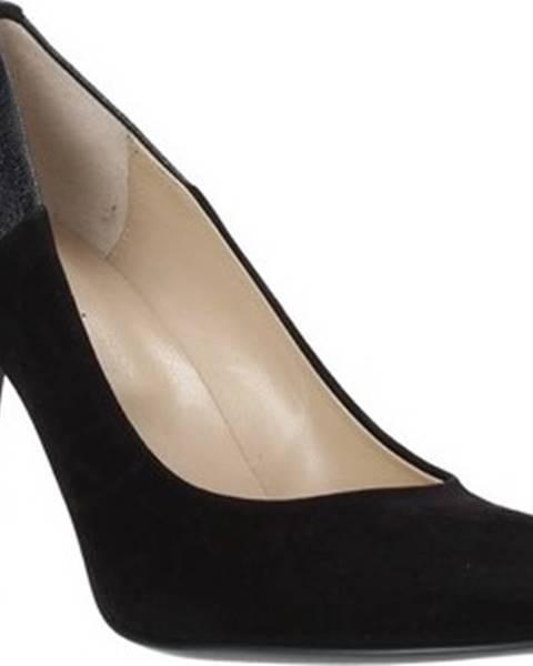 Černé boty Nero Giardini