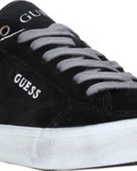 Černé tenisky Guess
