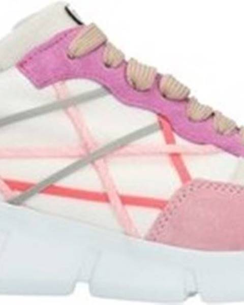 Růžové tenisky L4k3