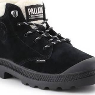 Palladium Zimní boty Pampa LO WT Černá