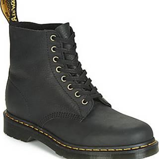 Dr Martens Kotníkové boty 1460 PASCAL Černá