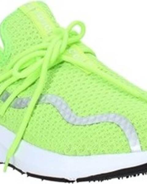 Zelené tenisky Rocco Barocco