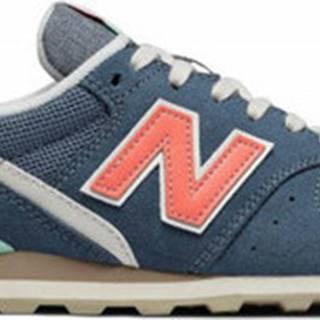 New Balance Tenisky Wl996 b Modrá