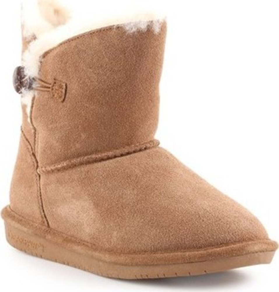 Bearpaw Bearpaw Zimní boty Rosie Hickory II Hnědá