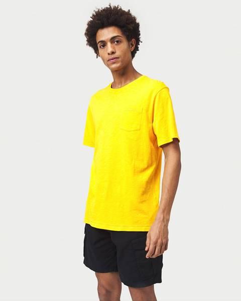 Žluté tričko o'neill