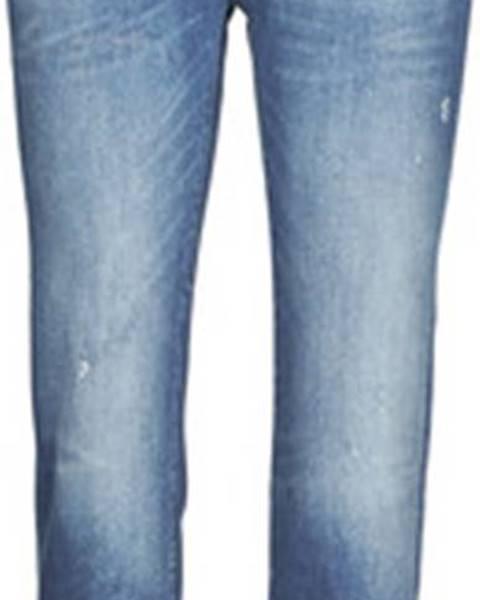Modré kalhoty desigual