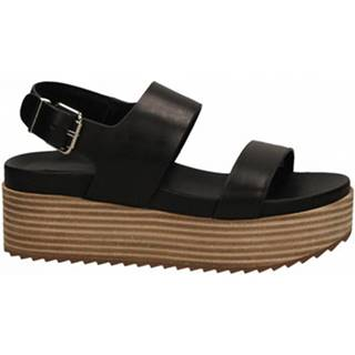 Rahya Grey Sandály CHANTAL 01 Černá