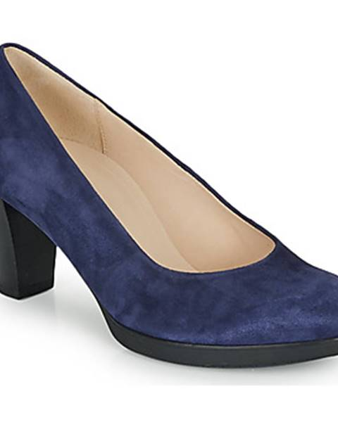 Modré boty Gabor