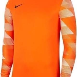 Nike Mikiny Dry Park IV Oranžová