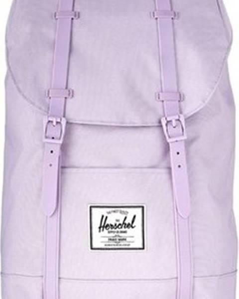 Fialový batoh Herschel