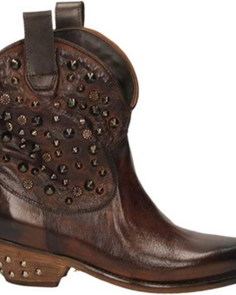 Hnědé boty J.p. David