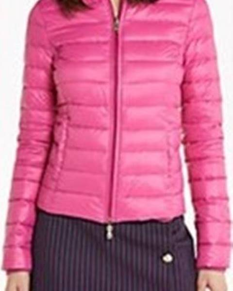 Růžová bunda Patrizia Pepe