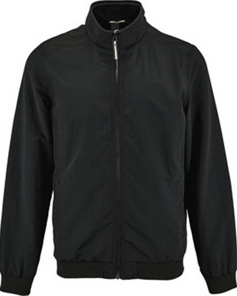 Černá bunda Sols