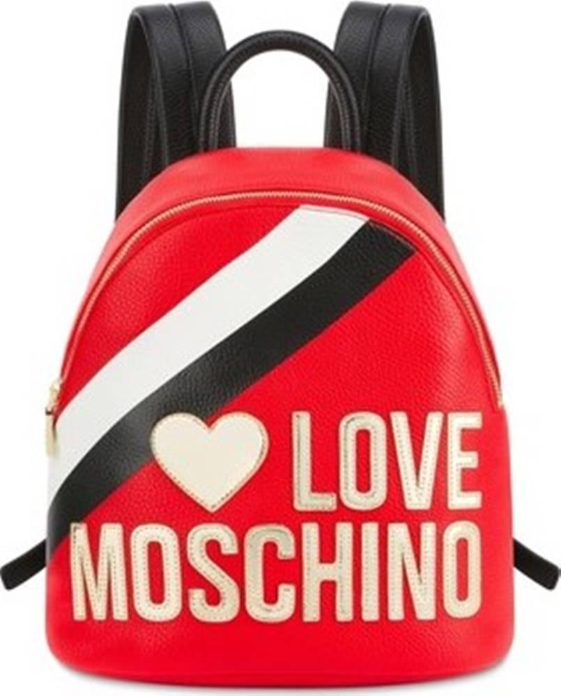 Love Moschino Love Moschino Batohy JC4286PP0A Červená