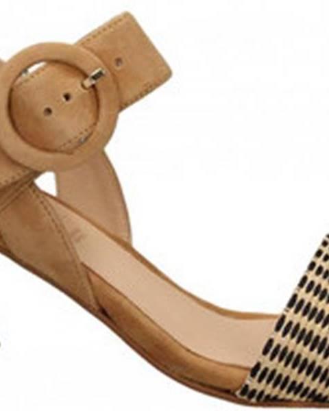 Žluté sandály Carmens Padova