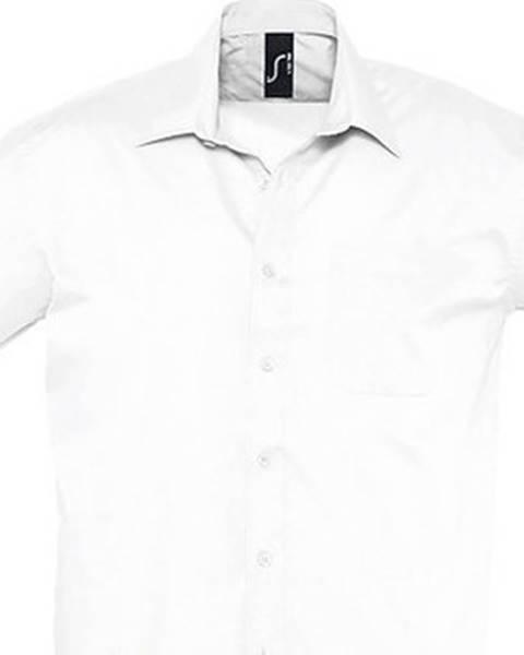 Bílá košile Sols
