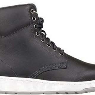 Dr Martens Kotníkové boty Rigal Graphite Grey Carpathian Černá