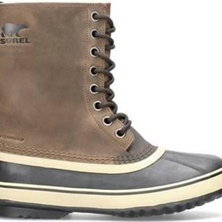 Sorel Zimní boty Madson Caribou ruznobarevne