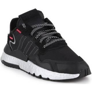 adidas Fitness boty Nite Jogger Černá