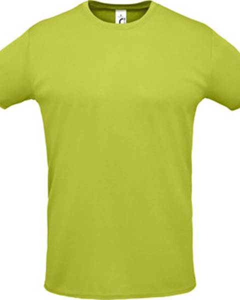 Zelené tričko Sols