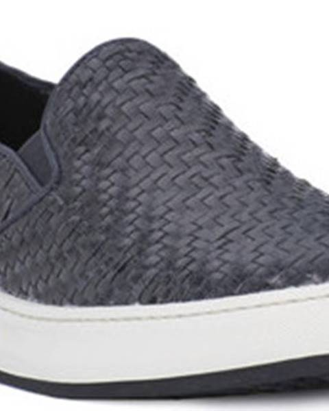 Modré boty Frau