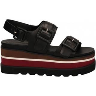 Rahya Grey Sandály DIANA 01 Černá