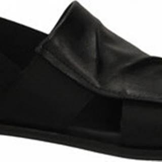 Tosca Blu Sandály ELBA Černá