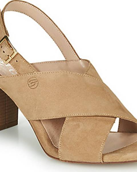 Béžové sandály Betty London