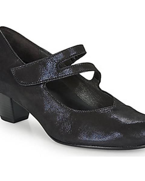 Černé boty Gabor
