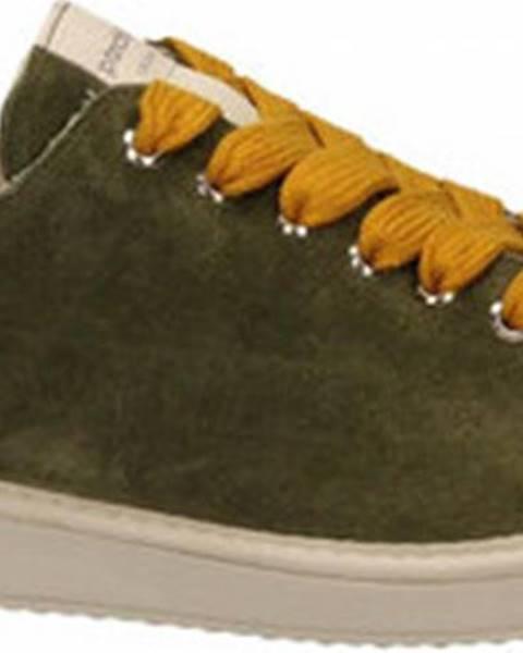 Zelené tenisky Panchic