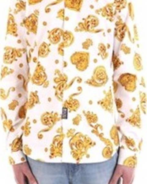 Bílá košile Versace