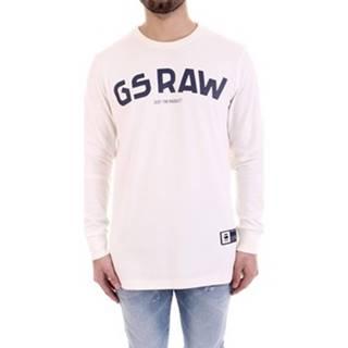 G-Star Raw Mikiny D16395-4561 Béžová