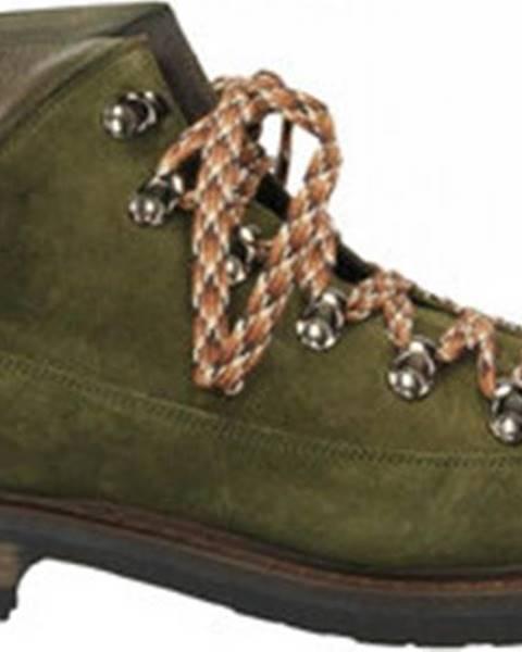 Zelené boty Brecos