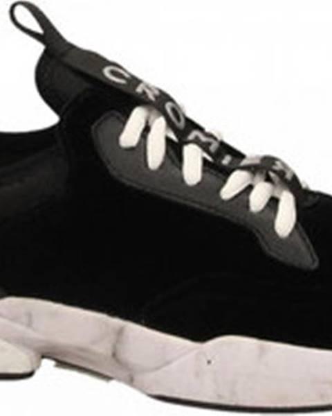 Černé tenisky Cromier