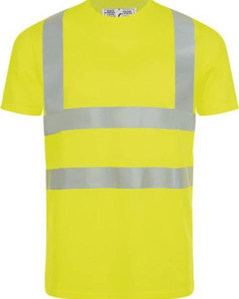 Žluté tričko Sols