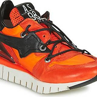 Airstep / A.S.98 Tenisky DENASTAR Oranžová